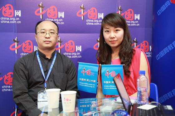 胡本未老师在教育中国做访谈