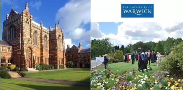 华威大学世界排名是多少